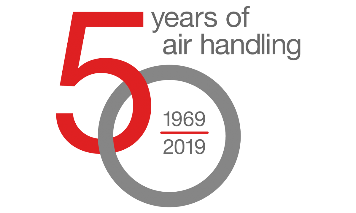 IV Produkt celebrates 50 years of air handling in 2019